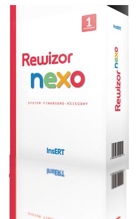 Pudełko Rewizora nexo na 1 stanowisko pracy